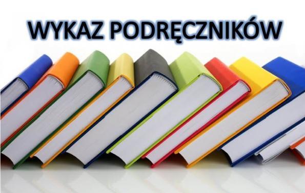 Wykaz podręczników wroku szkolnym 2018-2019